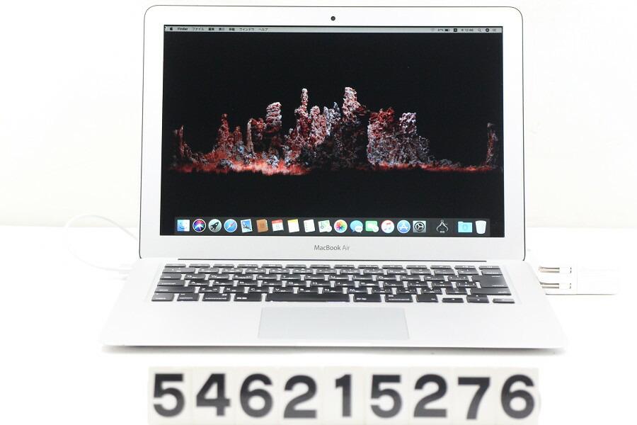 Apple MacBook Air Early 2014 Core i5 4260U 1.4G/4G/128G(SSD)/13.3W/WXGA+【中古】【20210709】
