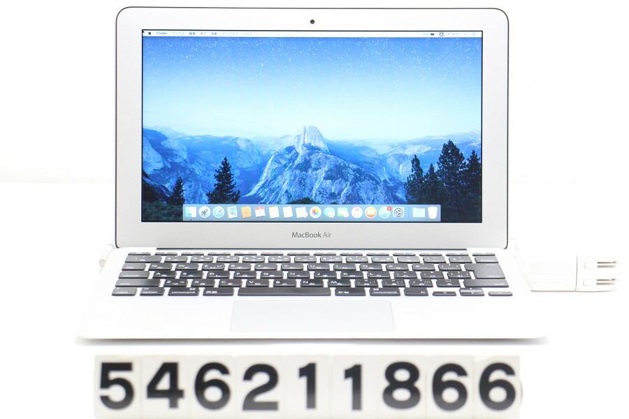 Apple MacBook Air A1370 Mid 2011 Core i5 2467M 1.6G/4G/128G(SSD)/11.6W/FWXGA【中古】【20210709】