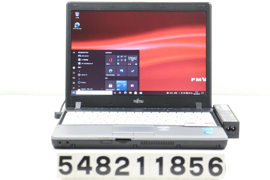 富士通 LIFEBOOK P772/G Celeron 1007U 1.5G/4G/128G(SSD)/12.1W/WXGA/Win10【中古】【20210821】