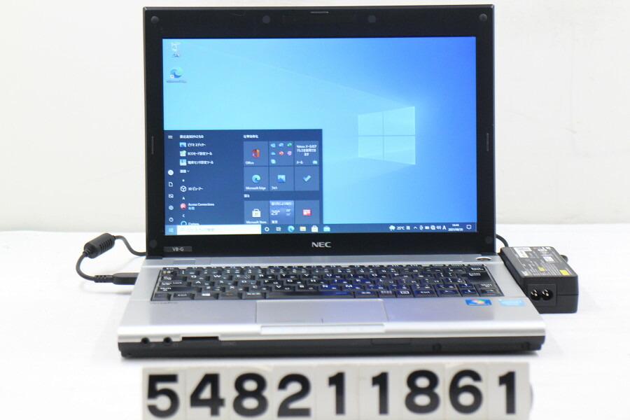 NEC PC-VK15EBZCG Celeron 1007U 1.5G/4G/128G(SSD)/12.1W/WXGA/Win10【中古】【20210821】