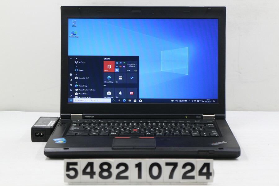 Lenovo ThinkPad T430 Core i5 3320M 2.6G/4G/128G(SSD)/14W/FWXGA/Win10【中古】【20210922】