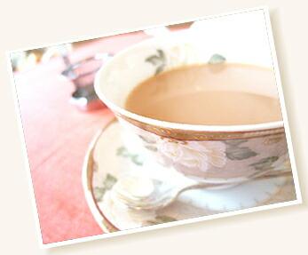 アッサム CTC紅茶葉 カップ