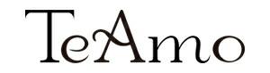 TeAmo(ティアモ)ロゴ