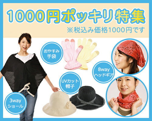 送料無料1000円ポッキリ