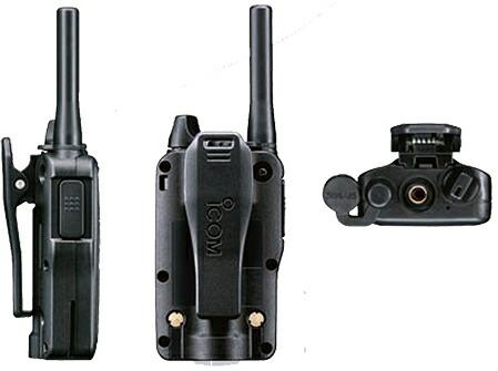 軽量、コンパクトで女性にも使いやすいIC-4350