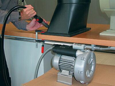 LEISTER ライスター 高圧送風機ロブスト