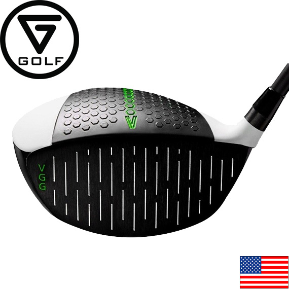 VERTICAL GROOVE GOLF DRIVER(US)