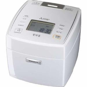 【代引手数料無料】【送料無料】三菱電機 Mitsubishi Electric 炊飯器 NJ-VE189 最大10合炊き ピュアホワイト