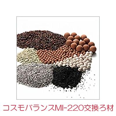アイビーイー・テクノ コスモバランスMI-220(新型)交換ろ材[商品番号42222]