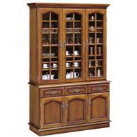 カリモク家具 Karimoku 食器棚 EC4300NK コロニアルウォールナット色 【開梱設置無料※】 【売価お問い合わせください】 【代引き不可】