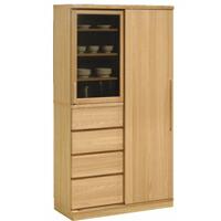 カリモク家具 Karimoku 食器棚 EU3650 ME/MH/MK/MS 【開梱設置無料※】 【売価お問い合わせください】 【代引き不可】