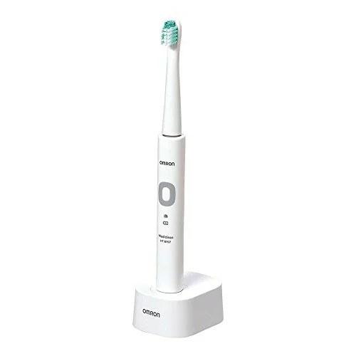 オムロン メディクリーン907 音波式電動歯ブラシ HT-B907