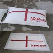 アクアボーイ LH-1 1ケース50枚入り Mサイズ 吸水量10L 防災 水損・水害防止 土嚢 超吸水性シート 【送料無料】