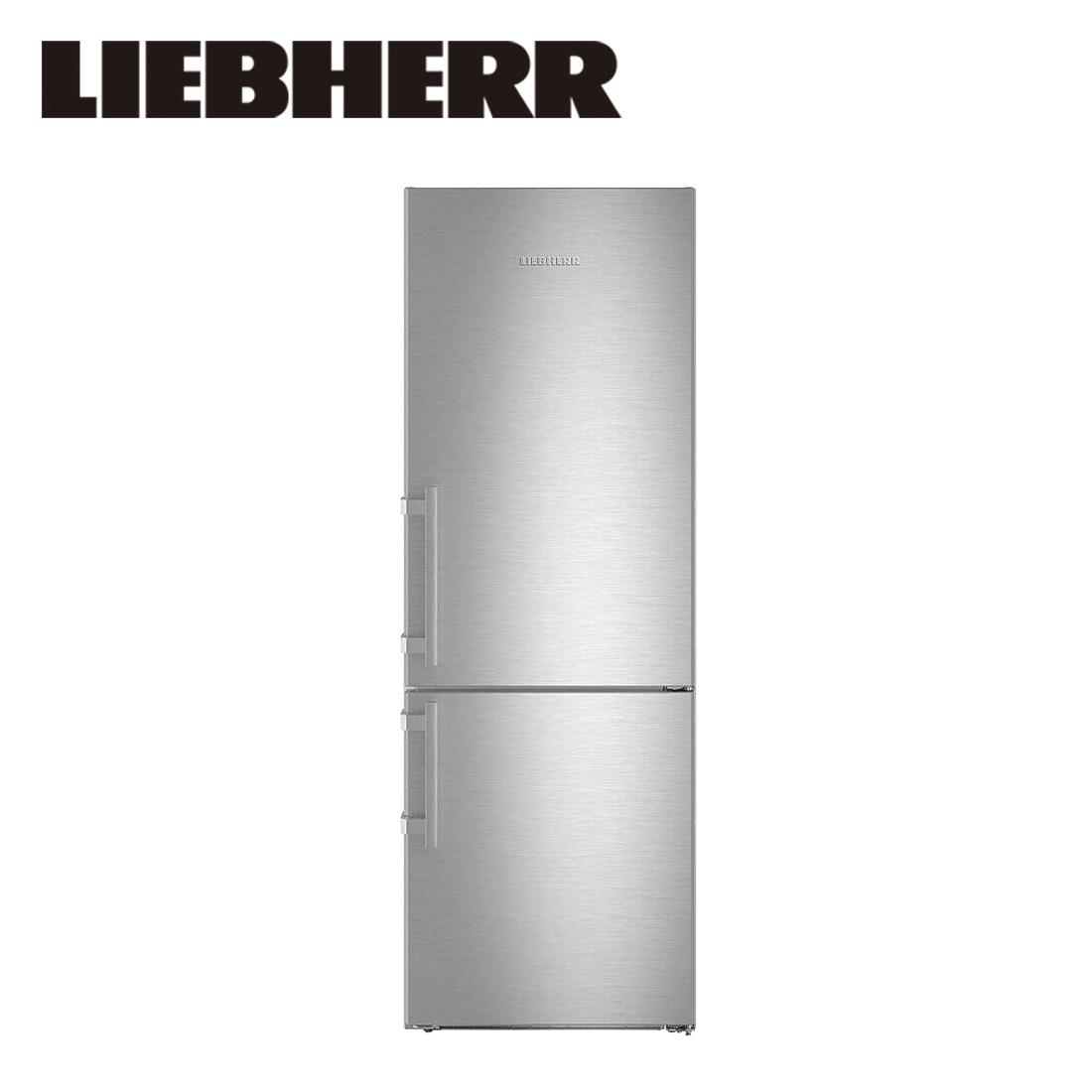 【一都三県は送料・開梱設置無料】リープヘル 冷蔵庫 LIEBHERR CBNef5735 Comfort フリースタンディング Freestanding Fridge-Freezer 冷凍庫【代引不可】