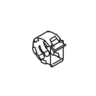 リンナイ FOT-090(φ35用 パチンストッパー) ガスFF暖房機オプション RHF-309FT・RHF-559FT・RHF-561FT用 給排気管 10-9954