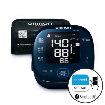オムロン 上腕式血圧計 HEM-7282T OMRON ヘルスケア HEM7282T【送料無料】