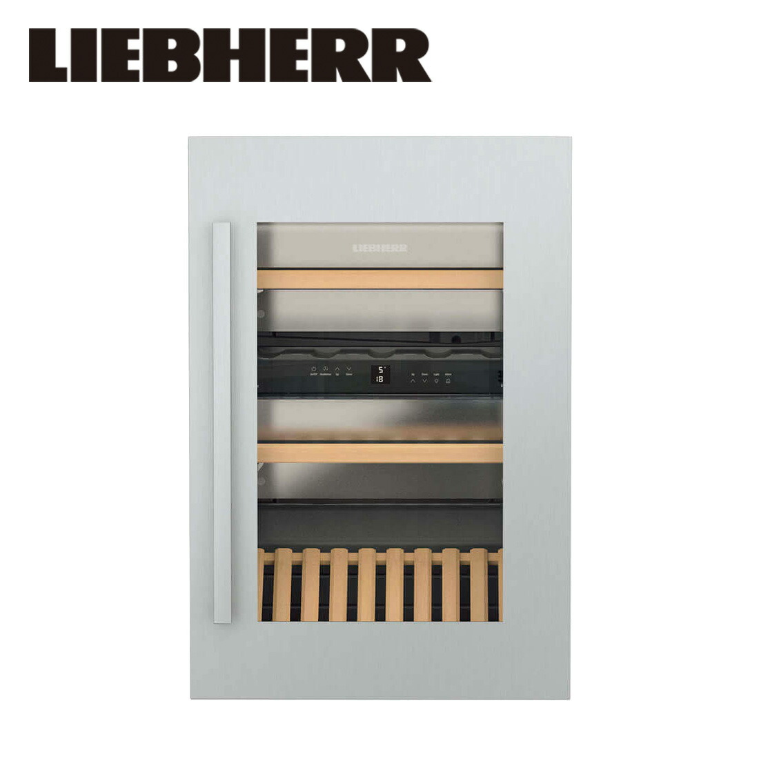 【一都三県は送料・開梱設置無料】リープヘル ワインキャビネット LIEBHERR EWTdf1653 Vinidor 117L ビルトイン Built-in Wine Cabinet【代引不可】