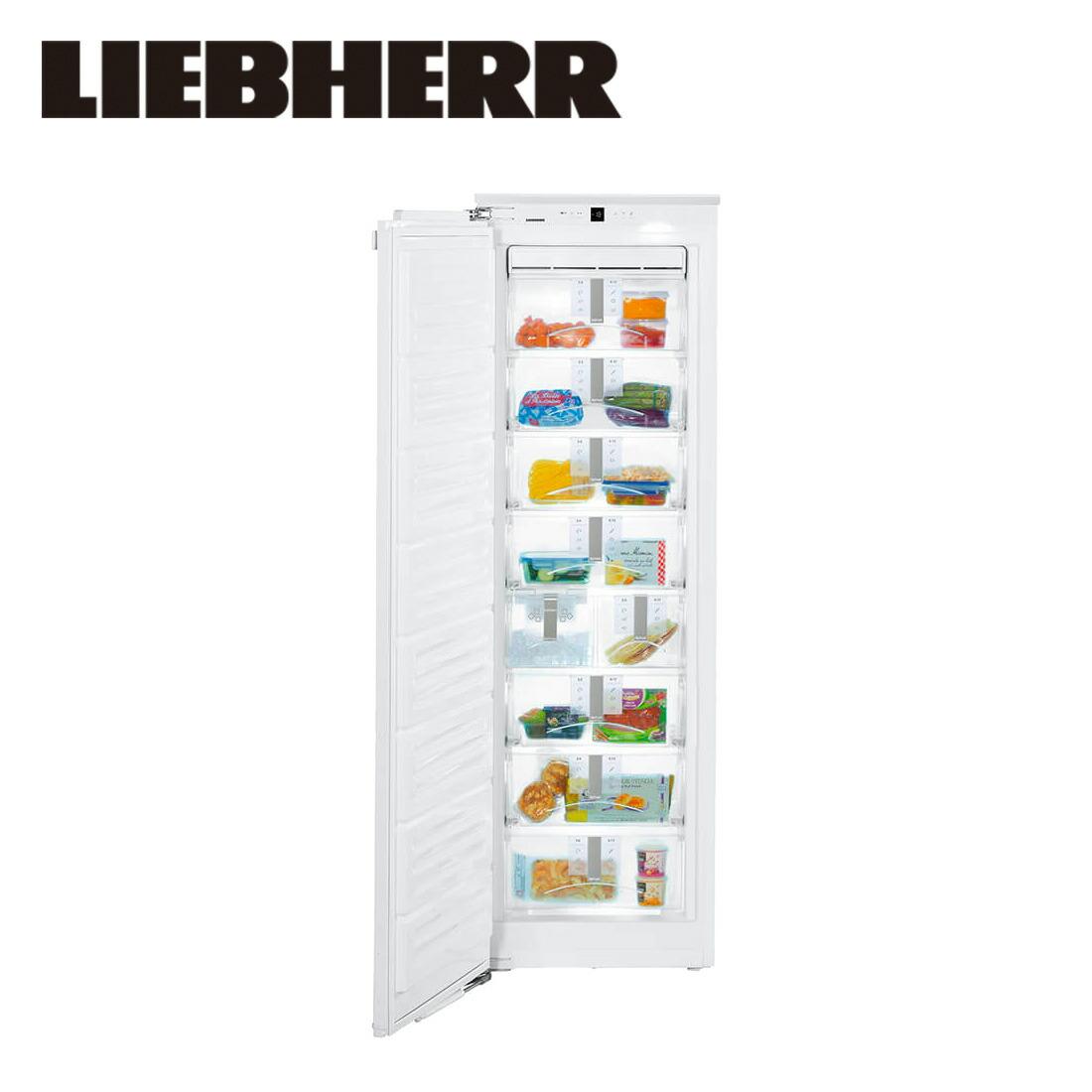 【ポイント不要の場合値引】【一都三県は送料・設置費無料】LIEBHERR リープヘル 冷凍庫 SIGN3576 premium サイドバイサイド SBS7014 製氷機能 1ドア / 代引き不可
