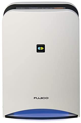 BlueDeo 富士の美風 MC-S101(旧品番MC-S1) フジコー 空気清浄機 白 消臭 除菌 PM2.5集塵 静音 FUJICO ブルーデオ【送料無料】