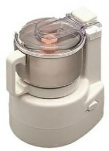 山本電気 あじのさと Y-2400W 白<br> フードプロセッサー 家庭用