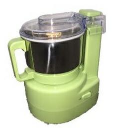 山本電気 あじのさと Y-2400W 緑<br> フードプロセッサー 家庭用