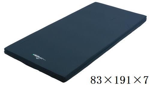 テンピュール tempur MEDオーバーレイマットレス (溶着タイプ)ブルー 83×191×7 床ずれ防止 体圧分散