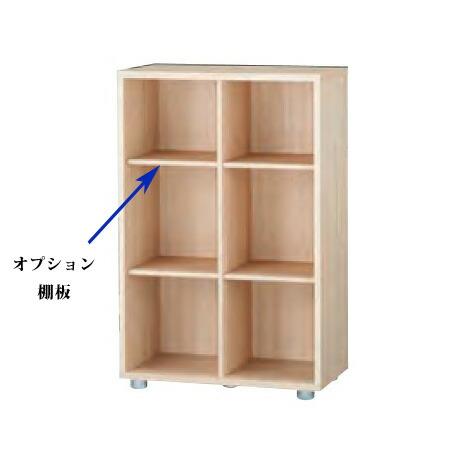 バルバーニ オプション棚板 DD-BT60 WN/NL/MR/DA ワークスタジオ【送料無料】