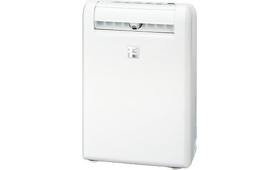 衣類乾燥除湿機 三菱電機 MITSUBISHI ELECTRIC MJ-M100SX-W 部屋干しおまかせムーブアイ搭載タイプ ホワイト コンプレッサー式