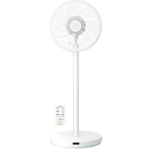 【1~2営業日出荷】 三菱電機 MITSUBISHI ELECTRIC 扇風機 SEASONS R30J-DDA-W 白