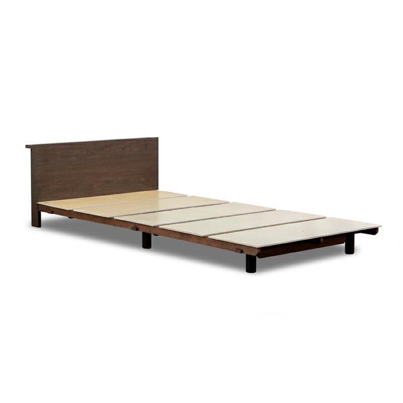 【フレームのみ】フランスベッド 脚付きベッドフレーム コンパクトワン OP-11 シングルサイズ【お客様組立】【軒先渡し】