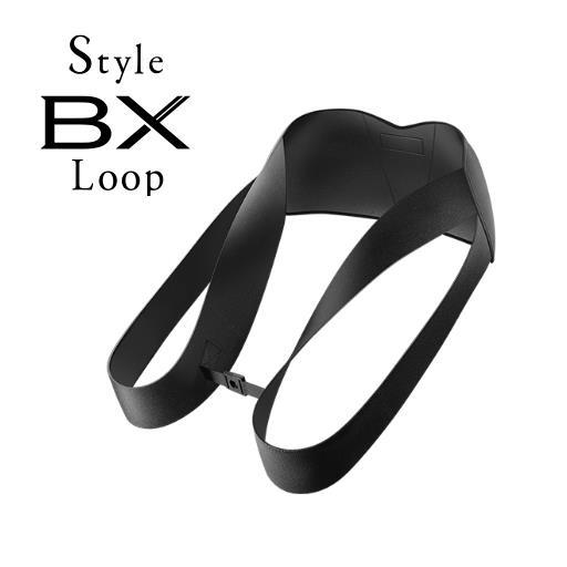Style BX Loop ブラック M/L 男女兼用 YS-AG02 MTG スタイルBX【送料無料】