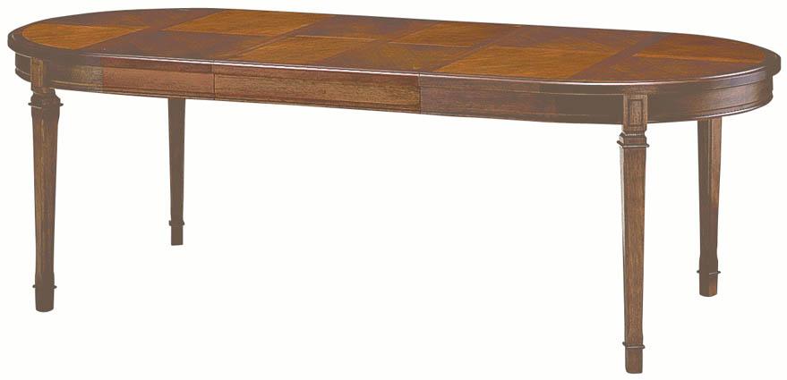 地中海ダイニングテーブル(伸長式)No.1200-10-0000