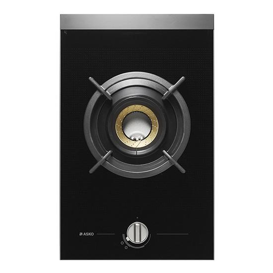 【売価お問合せ下さい】ASKO(アスコ) 1口ガスコンロ HG1365GB