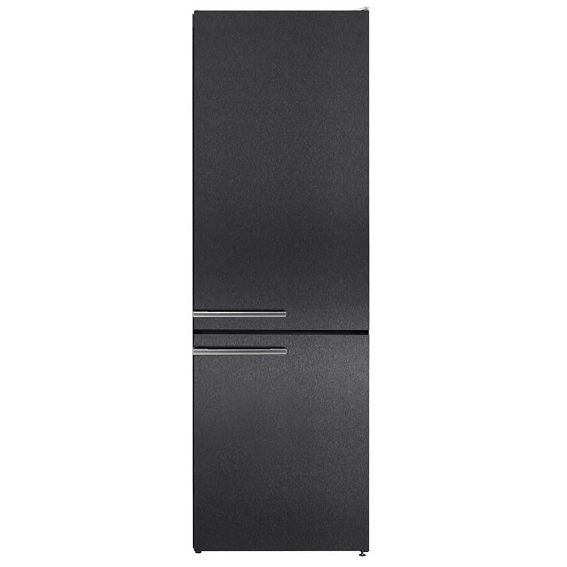 【売価お問合せ下さい】ASKO(アスコ) 冷凍冷蔵庫 RFN2284B ブラックステンレス