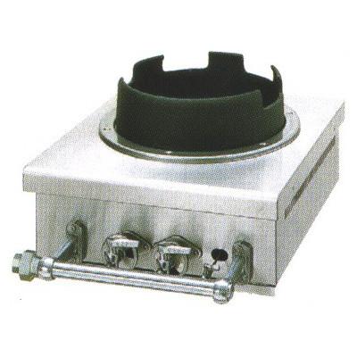 タニコー 業務用ガス調理機器 卓上中華ガステーブル CRU-1【代引き・時間指定不可】