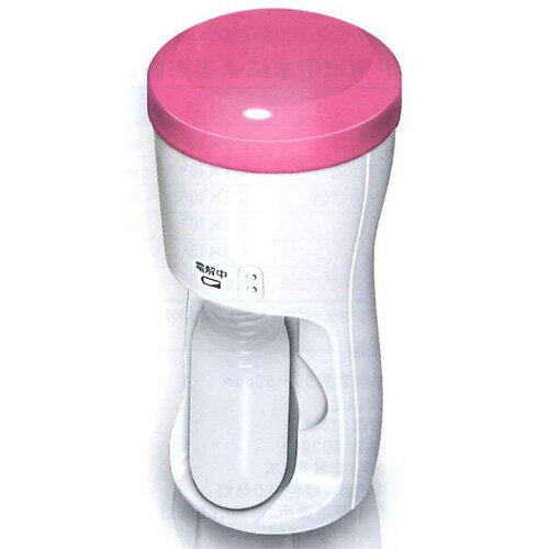 アクアシュシュ 電解次亜水 除菌マスター 除菌水生成器 カラー:ピンク