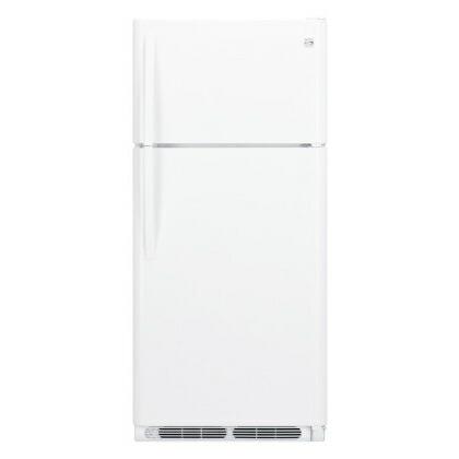【販売終了・後継機種発売予定あり】ケンモア(Kenmore) アメリカ大型冷蔵庫(冷凍冷蔵庫) KRT6050W ホワイト