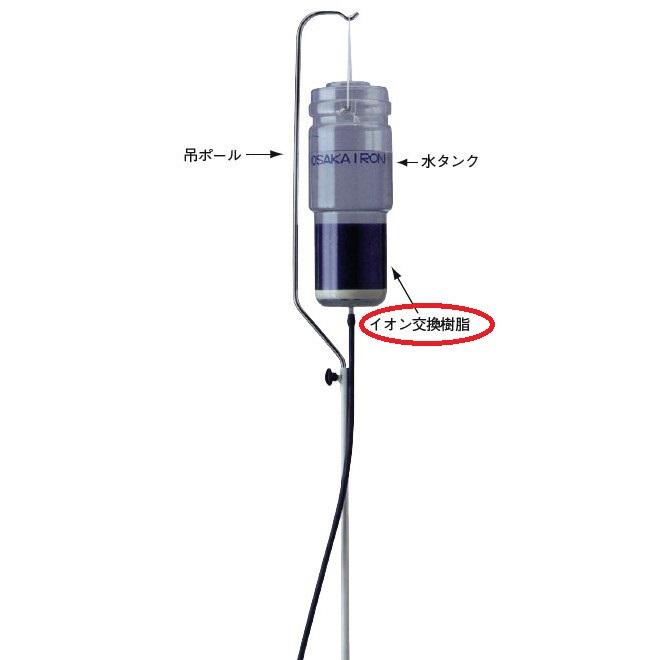 大阪電機工業 アイロン用オプション品 イオン交換樹脂1kg