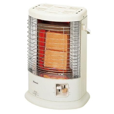 【送料無料】リンナイ ガス赤外線ストーブ R-852PMSIII(C) 都市ガス13A用【ガスコードは別売です】
