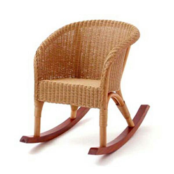 【会員価格】【送料無料(代引除く)】Lloyd Loom ロイドルーム / Rocking Chair ロッキングチェア 子供用 / No.7103R