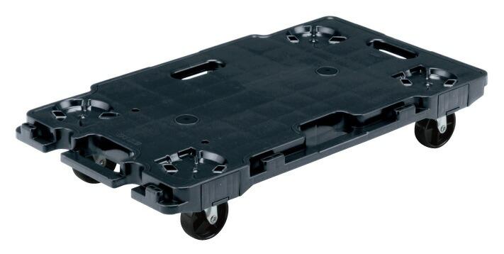 サカエ SAKAE / 連結キャリー 導電タイプ SCR-750D 2台セット【代金引換対象外】【配送時間指定不可】【サカエの大型商品は車上渡しです/個人宅配送不可】