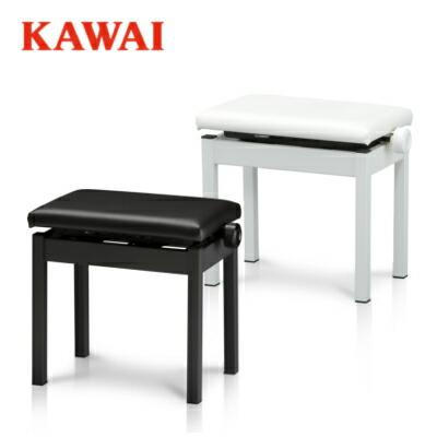 【2021年3月中旬以降入荷予定】 KAWAI 河合楽器製作所 カワイ / 電子ピアノ デジタルピアノ用椅子 / 高低自在椅子 WB-35B(ブラック用) WB-35W(ホワイト用)【送料無料】