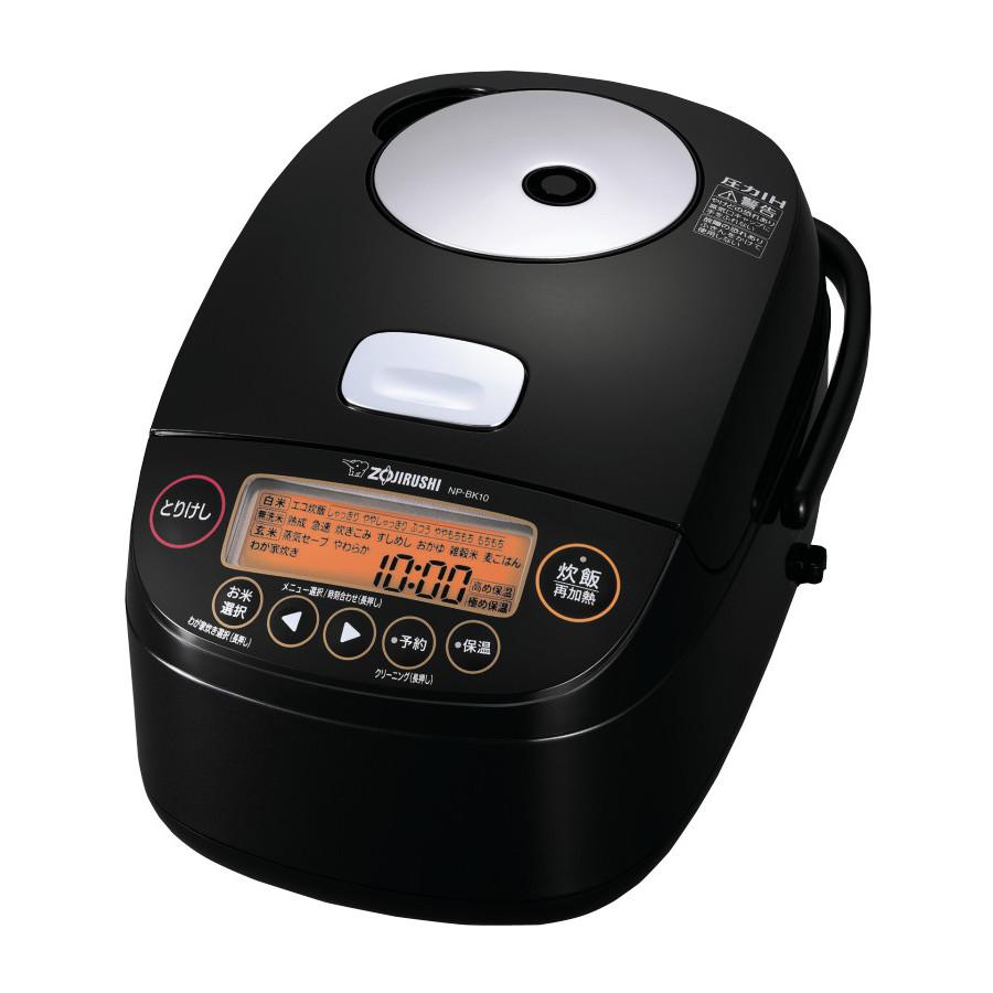 象印 圧力IH炊飯ジャー 極め炊き NP-BK10-BA ブラック