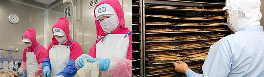 防腐剤不使用を可能にするセントラルキッチン