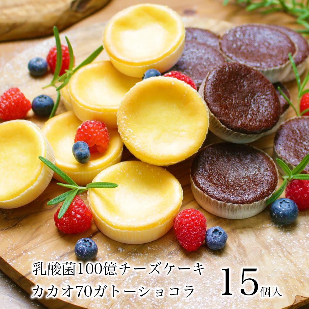 乳酸菌チーズケーキ10個入