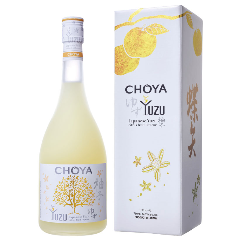 チョーヤ ゆず酒 750ml