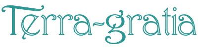 ペアアクセサリーterra-gratia(テラグラティア)ロゴ