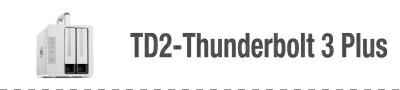 TD2-Thunderbolt 3 Plus