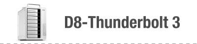 D8-Thunderbolt 3