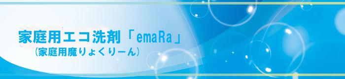 家庭用エコ洗剤エマラ
